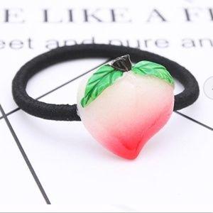 3FOR$15 Peach Hair Tie